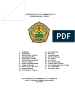 Kelompok 1 Tugas Sistim Perkemihan (Isk)-1