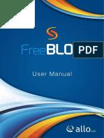 FreeBlox User Manual 1.0.5