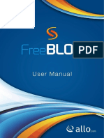 FreeBlox User Manual 1.0.5