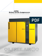 Water Cooled Compressor