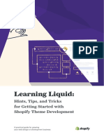 Learning Liquid