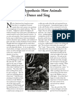 How animals taught us to dance and sing.pdf