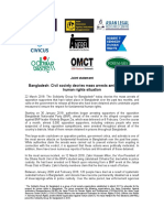 Bangladesh UPR Joint Submission Statement en-Final
