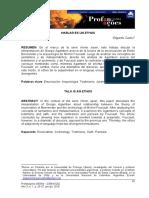 CASTRO, Edgardo. Hablar es un ethos.pdf