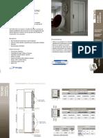 Lâmina Técnica Daiken Elevador Residencial Tecno