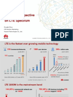 Industry Perspective on LTE Spectrum v2.1
