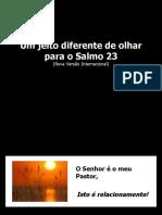 Salmo 23 comentado