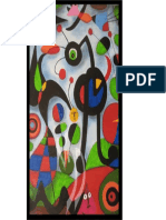 Pintura Joan Miro