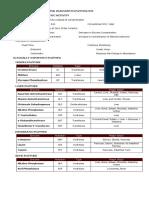 CCII 8.0 - Clinical Enzymology