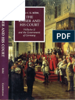 The_Kaiser and His Court Wilhelm II