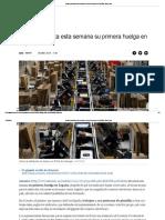 Curioso Amazon Afronta Esta Semana Su Primera Huelga en España _ Empresas