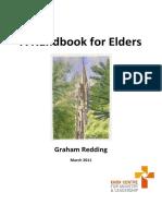 Elders Handbook 2011