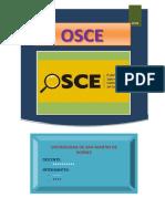 OSCE Información Básica
