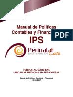 Manual de Politicas Perinatal Vs4 - 5 de Julio