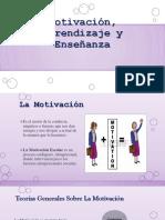 Diapositiva La Motivación