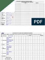 Ten Tank Prcess Audit Checklist