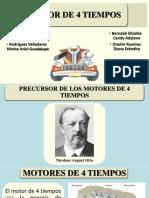 Termo Motor de 4 Tiempos Ciclo