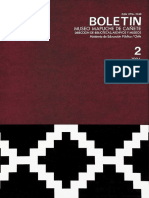 Boletín Museo Mapuche