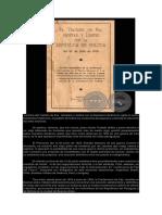 La Firma Del Tratado de Paz