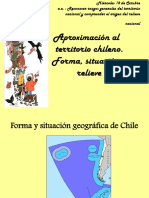 Territorio y Relieve de Chile