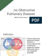 Chronic Obstructive Pulmonary Diseases