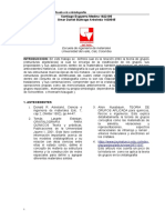 Teoria de Los Grupos en Cristalografia Santiago Esguerra Daniel Buitrago