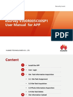 1105_eSurvey(APP) Guide-book V300R005C00SP1-PPT