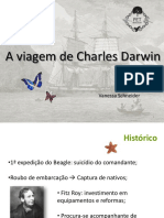 A Viagem de Charles Darwin Vanessa