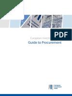 Guide Procurment EBRD