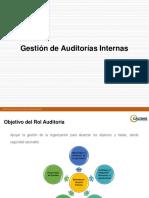 AUDITORÍAS INTERNAS1