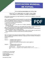 Reglamento de La Amf . Desempate (1)
