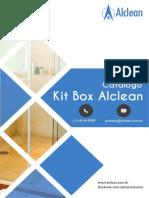 Catálogo Kit Box Alclean