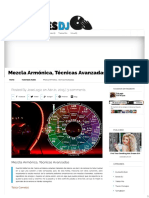 Mezcla Armónica, Técnicas Avanzadas Tutoriales DJ