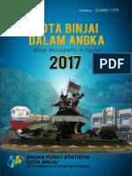 Binjai Dalam Angka 2017