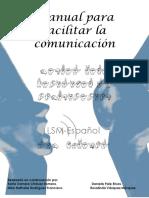 Manual Para Facilitar La Comunicación LSM