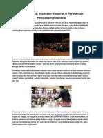 Ippho Santosa, Motivator Korporat Di Perusahaan-Perusahaan Indonesia