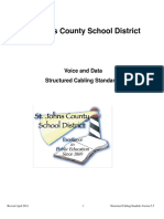 SJCSD Cabling Standards v5-5