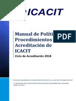 2018 Icacit Mppa (Esp)