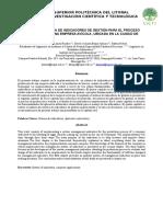 Diseño de Un Sistema de Indicadores de Gestión Para El Proceso de Producción de Una Empresa Avícola