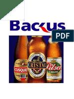 BACKUS SA
