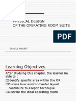 Physical Design of the Or