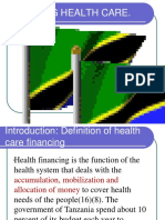 Ds 200 , 2018 Health Care Financing 30th Dec