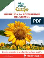 Microquel-Amin  Cuaje Girasol