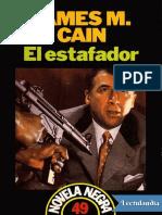 El Estafador - James M Cain