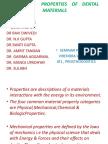 Mechanical Properties of Dental Materials1vvs1