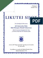 Likutei Sijot Tzav 2018