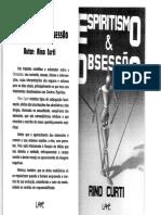Espiritismo e Obsessão (Rino Curti)