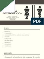 Vejiga Neurogénica