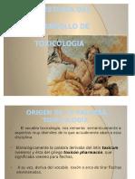 Clase 1 Historia de La Toxicologia