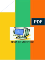 Tipos de Monitore Diego g.